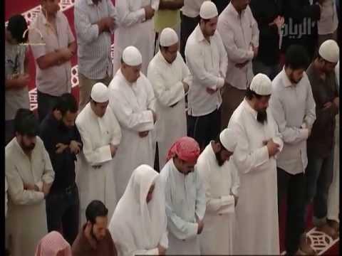 صلاة القيام بجامع الإمام محمد بن عبدالوهاب 1
