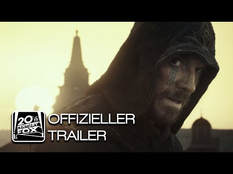 Assassin's Creed | Trailer 1 (2016)