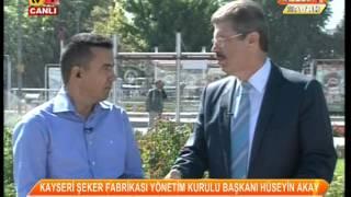 Başkan Akay Tv 1 Televizyonunda Güzel 1 Gün Programına Konuk Oldu