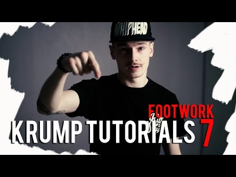 Крамп уроки/Krump Tutorials | Lesson 7 - FOOTWORK