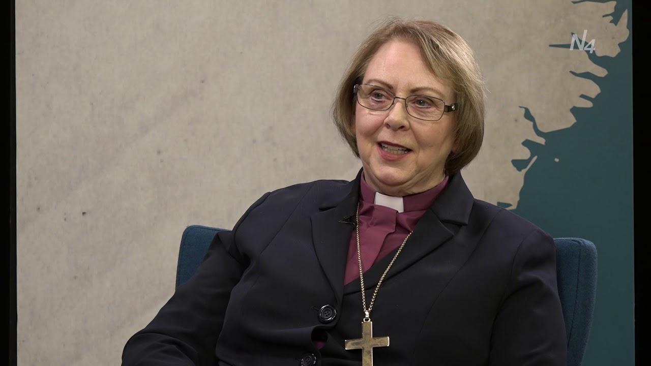 Agnes M  Sigurðardóttir, biskup ÍslandsThumbnail not found