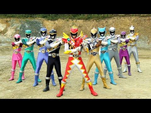 Power Rangers Dino Charge Episodes 1-20 Season Recap | Superheroes History | Neo-Saban Dinosaurs
