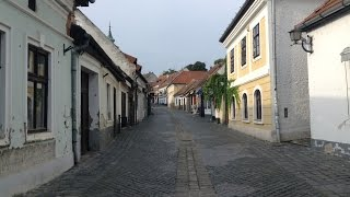 Szentendre Hungary  city photo : Hungary Vlog 9 - Szentendre in Under 10 Minutes