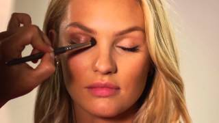 How to: Candice Swanepoel Makeup Look HD