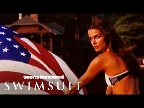Throwback Thursday: Behind The Scenes In The Adirondacks | Sports Illustrated Swimsuit