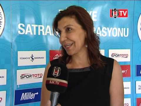 Beşiktaş Satranç Takımı Şampiyonluk Kupasını Aldı