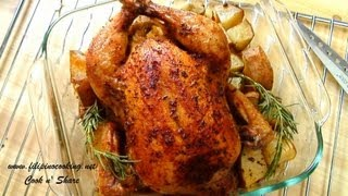 Spiced roasted chicken is one of many roasted chicken recipes. This dish is full of spices such as thyme, paprika, cayenne, and ...