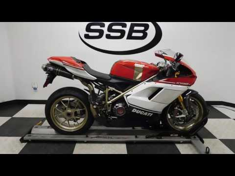 2007 Ducati 1098S Tri Color– used motorcycles  for sale– Eden Prairie, MN