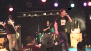 Up and coming pop punk band Handguns playing Anywhere But Home live at the 7 Venue Keep up with Handguns at...