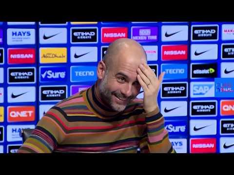 Oyuncusunun nerede olduğunu basın toplantısında öğrenen Guardiola afalladı: S...., bilmiyordum
