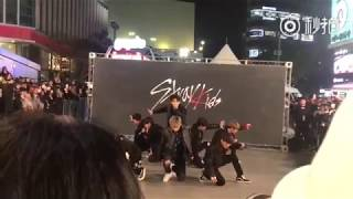 Download Lagu 171109 Stray Kids Busking @ Sinchon - Ya Ya Ya Mp3