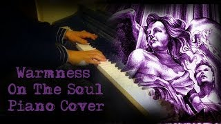 Avenged Sevenfold - Warmness On The Soul - Piano Cover Video