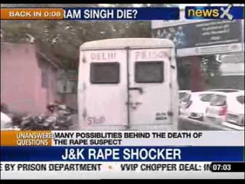 Ram Singh's suicide raises questions over Tihar