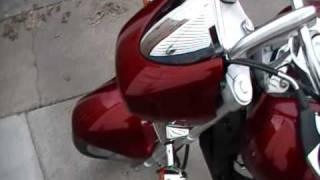 2. 2009 Suzuki Boulevard M90