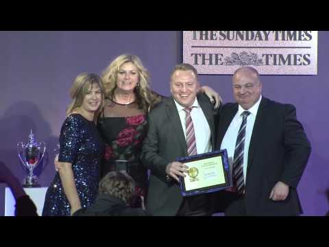 2013 Times & Sunday Times Awards - Gold East of England Estate Agency of the Year 2013
