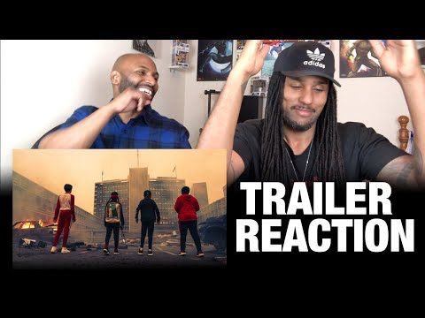 Rim of the World | Official Trailer (REACTION)