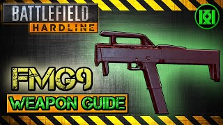 FMG9 Review (Gameplay) Best Gun Setup | Battlefield Hardline Weapon Guide (BFH)