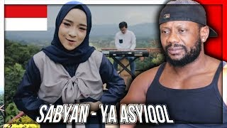 Video YA ASYIQOL BY SABYAN - INDONESIAN MUSIC REACTION!!! MP3, 3GP, MP4, WEBM, AVI, FLV Februari 2019
