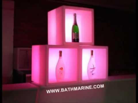 Luces y muebles videos videos relacionados con luces y - Maceteros exterior baratos ...