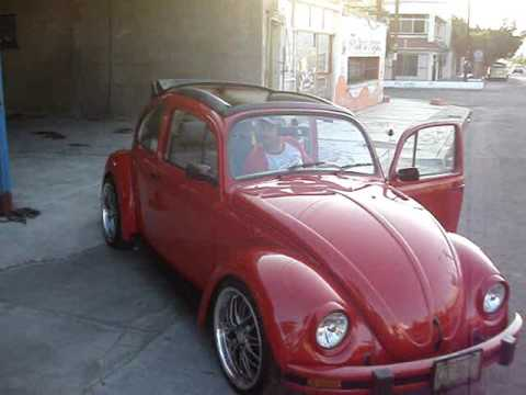 volks bcs club - mi vocho