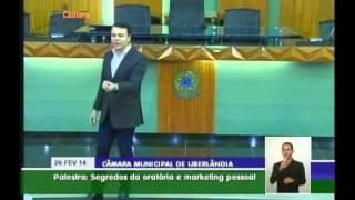 Escola do Legislativo -  Segredos da oratória e marketing pessoal - parte 1
