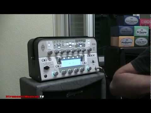 Kemper Profiling Amplifier - Le caratteristiche e un profilo by Alessandro De Crescenzo