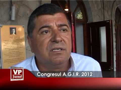 CONGRESUL A.G.I.Ro 2012