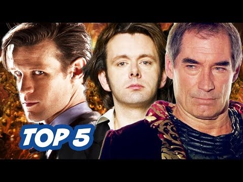 TOP 5 Doctor Who Guest Actors - Doctor Who Week