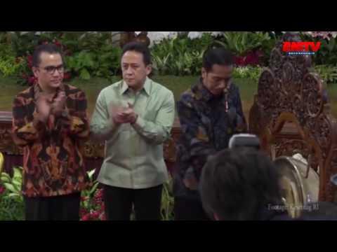 Jokowi Ingin Musik Indonesia Mendominasi Semua Kalangan