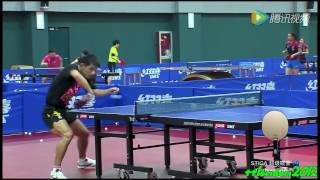 Zhang Jike best Training