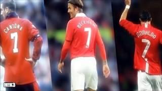 Video Manchester United Number 7: Cantona - Beckham - Ronaldo MP3, 3GP, MP4, WEBM, AVI, FLV Oktober 2018