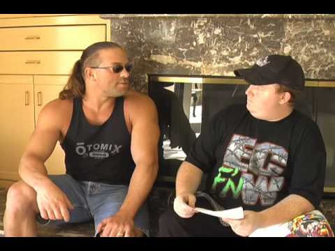 Rob Van Dam (RVD) shoots on John Cena, WWE politics, WWECW