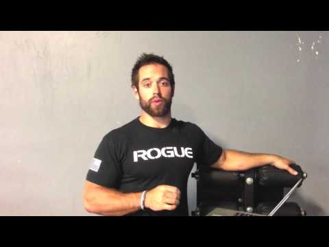 Rich Froning Answers Questions on Mental Toughness and Recovery
