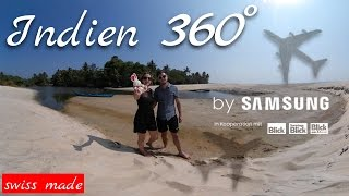 Indien in 360°