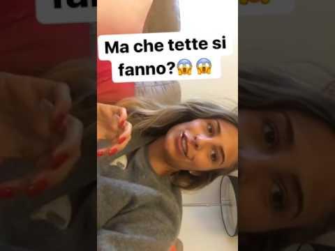 """Valentina Allegri malata di tv: """"Troppe tette dalla D'Urso"""""""