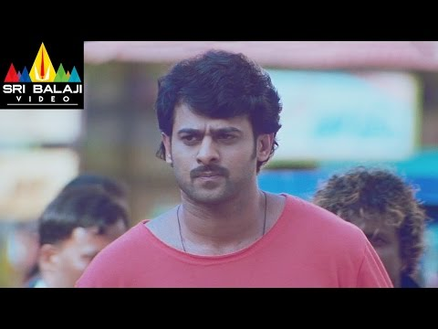 Darling Movie Back to Back Fight Scenes | Prabhas, Mukesh Rushi | Sri Balaji Video