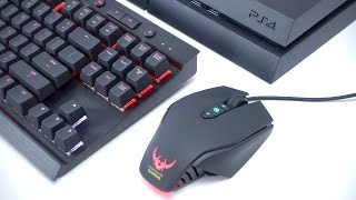 Use a Keyboard and Mouse on PS4 & Xbox One!