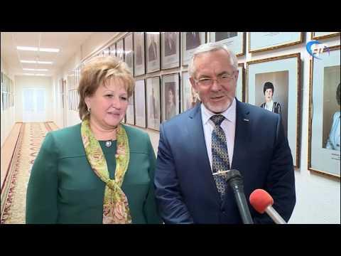 Новгородская областная Дума и НовГУ заключили новое соглашение о сотрудничестве