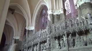 Кафедральный собор Нотр Дам де Шартр Франция
