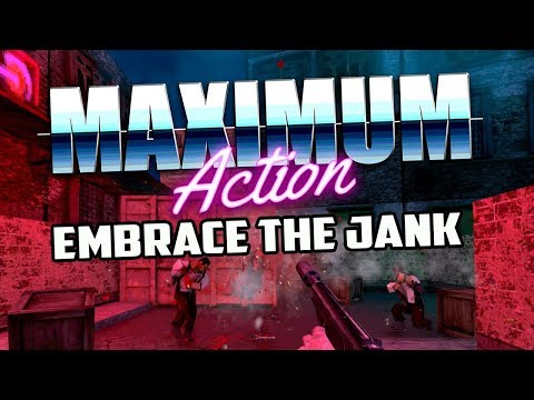 Maximum Action Review (Early Access) - GmanLives
