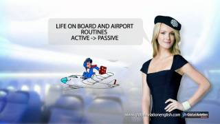 Aviation English 22 : Passive Voice