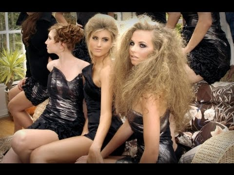 Long Hairstyles For Women 2013, Updos & Down Styles, Curls Waves & Straight Hair Tutorial
