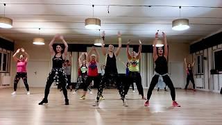 Video Katarzyna Cyunczyk Zumba - Warm Up MP3, 3GP, MP4, WEBM, AVI, FLV April 2019