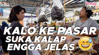 Video BELANJA DI PASAR SAMPAI 11 JUTA?? BELI APA AJA?!! FAMILY VLOG MP3, 3GP, MP4, WEBM, AVI, FLV September 2019