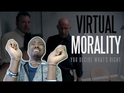30 Years In Jail | Virtual Morality Prisoner's Dilemma