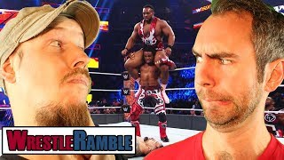 New Day vs. Usos WWE Smackdown tag title reaction for WWE Summerslam 2017 with Luke & Oli...Subscribe to WrestleTalk for daily WWE and wrestling news! https://goo.gl/WfYA12Support WrestleTalk on Patreon here! http://goo.gl/2yuJpoSubscribe to WrestleTalk's WRESTLERAMBLE PODCAST on iTunes - https://goo.gl/7advjXCatch us on Facebook at: http://www.facebook.com/WrestleTalkTVFollow us on Twitter at: http://www.twitter.com/WrestleTalk_TV