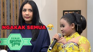 Video Ngakak Banget Nih! Gigi Belajar Nyinden Sama Niken Salindri  - Rumah Mama Amy (1/8) MP3, 3GP, MP4, WEBM, AVI, FLV September 2019