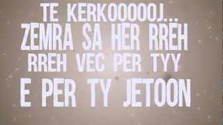 Swizzy - Te Kerkoj 2013 (Official Lyric Video)