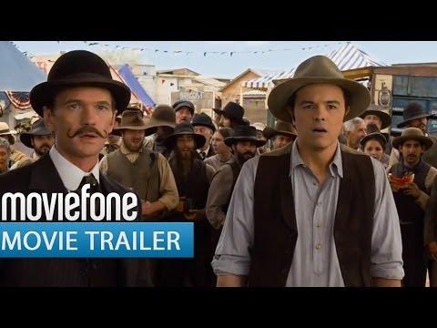 'A Million Ways to Die in the West' Trailer (2014): Seth MacFarlane