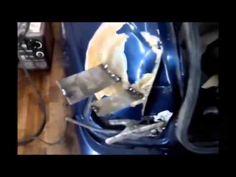 Кузовной ремонт. Доступный кузовной ремонт